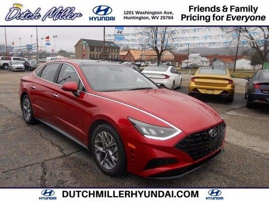 2020 Hyundai Sonata Sel In Huntington Wv Huntington Hyundai Sonata Dutch Miller Hyundai